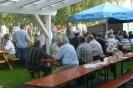 Dorffest Samstag mit Seilziehen