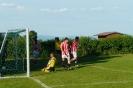 Fußballspiel Oberharthausen gegen Stadtrat