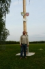 Maibaum aufstellen 2010